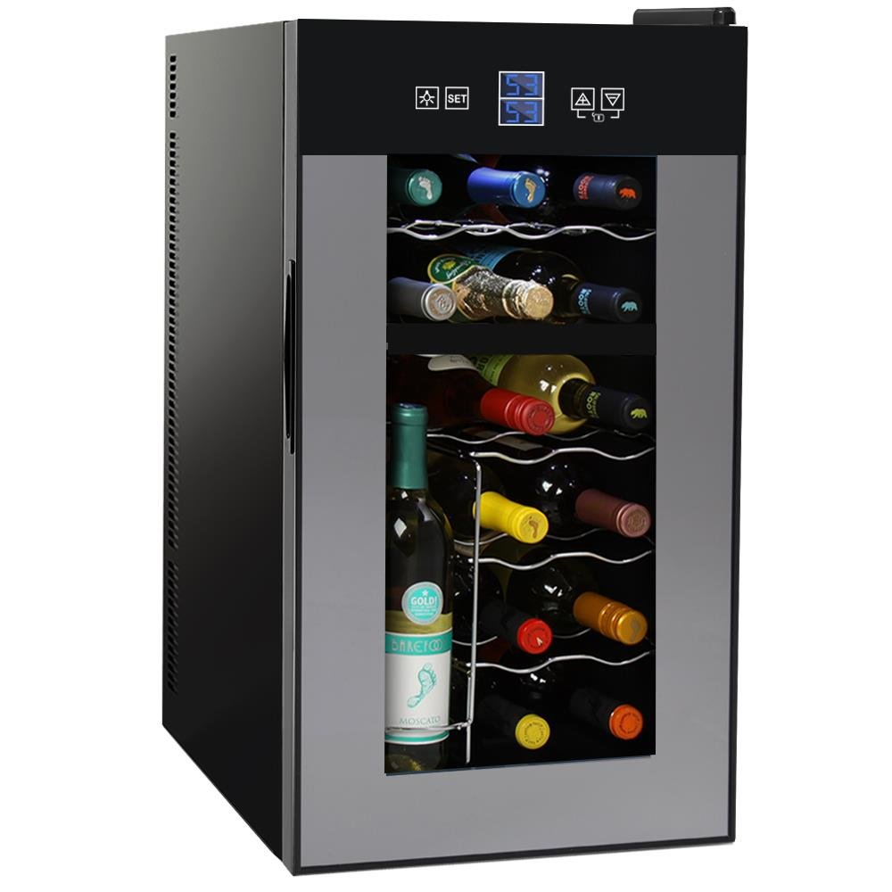 NutriChef PKTEWCDS1802 Bottle Thermoelectric Cooler