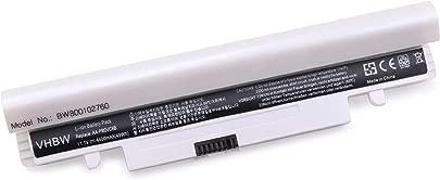 vhbw Akku passend f r Samsung N150-22BL  N150P  N250  N250 Plus  N250-JP01  N250P  N260  N260 Plus Notebook  4400mAh  11 1V  Li-Ion  wei