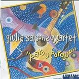 Parou porque (feat. Giulia Salsone Quartet)
