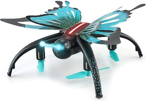 seguro de calidad SXPC RC RC RC Drone 2.4 hHz Control de la Mariposa Control Remoto altitud Quadcopter Mantener una tecla de Retorno LED Selfie Juguete  gran descuento