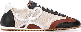 Luxury Fashion | Loewe Men 453101232558 Beige Polyester Sneakers | Spring-summer 20