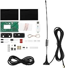 Festnight 100KHz-1.7GHz Full Band UV HF RTL-SDR USB Tuner Receiver DIY Kits U/V Antenna