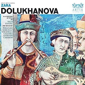 Great Artist Series: Zara Dolukhanova, Mezzo-Soprano