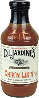 Jardines Chik'n Lik'n BBQ Sauce, 510 g