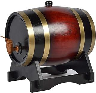 Tonneau à vin en bois Des barils de whisky dans des barriques de chêne, Fûts de chêne dans le vin, Utilisé pour stocker Vi...