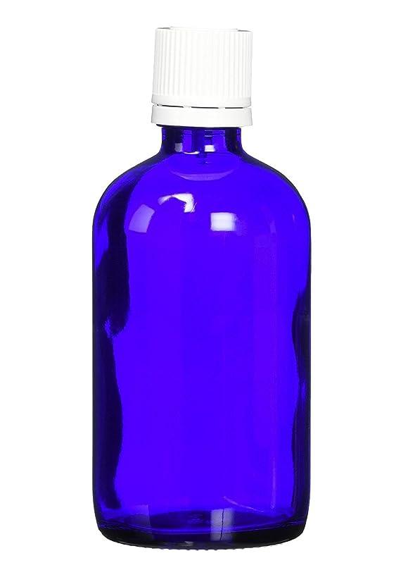 ドラム散文決済ease 遮光ビン ブルー 100ml×50本