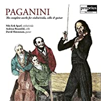 Paganini: Works for Violin