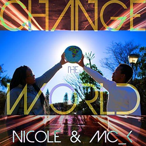 Nicole & MC-K