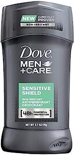 Dove Men+Care Antiperspirant Deodorant, Sensitive Shield 2.7 oz (Pack of 3)