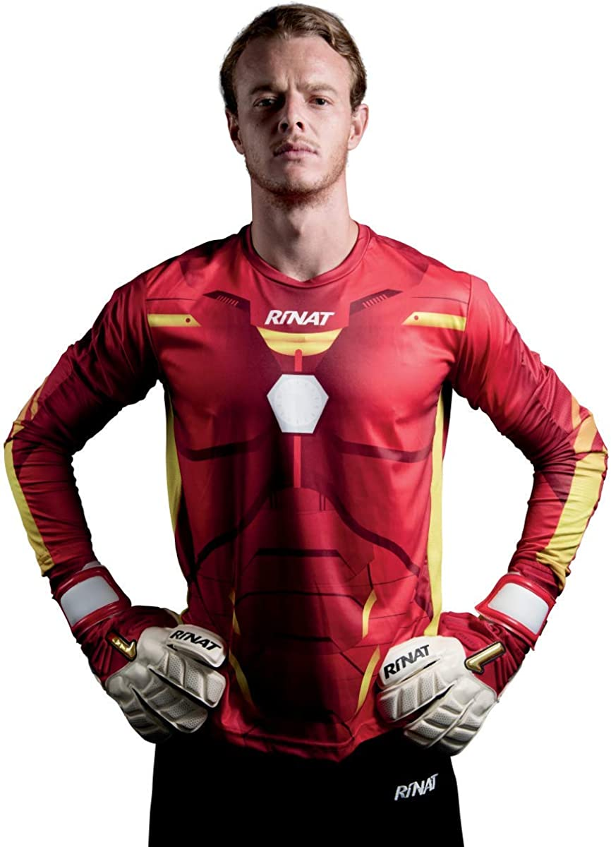 Rinat Chicago Mall Mark Sale item X Goalkeeper Jersey Adult Large