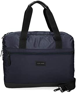 Pepe Jeans Briefcase, Blue