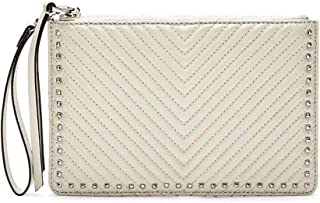 Luxury Fashion Mujer LBCP9ZSLGS1269 Blanco Clutch | Temporada Outlet