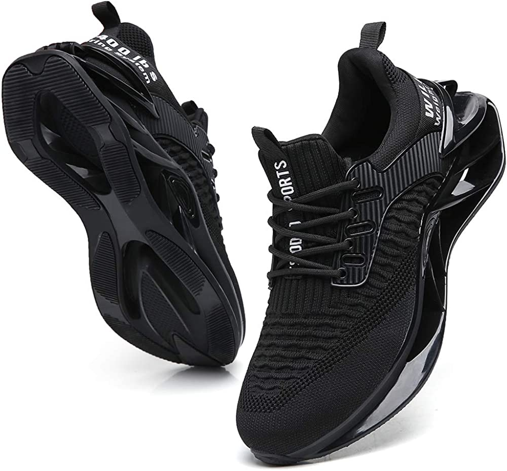 wanhee Men's Fashion Sneakers Casual Tenn Running Athletic Sport Easy-to-use Year-end gift
