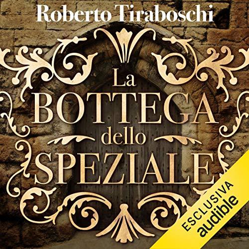 La bottega dello speziale audiobook cover art
