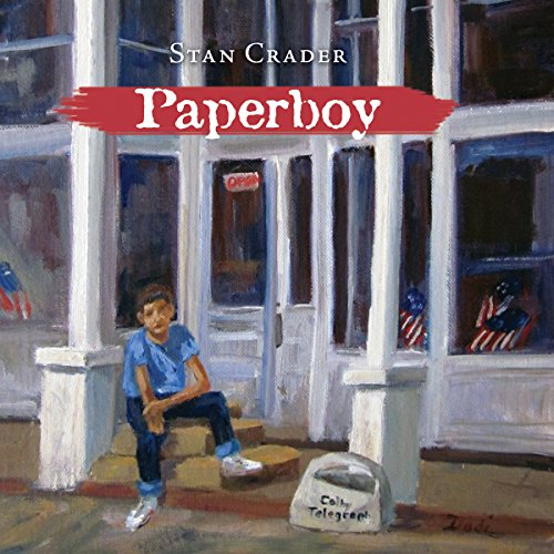 Paperboy audiobook cover art