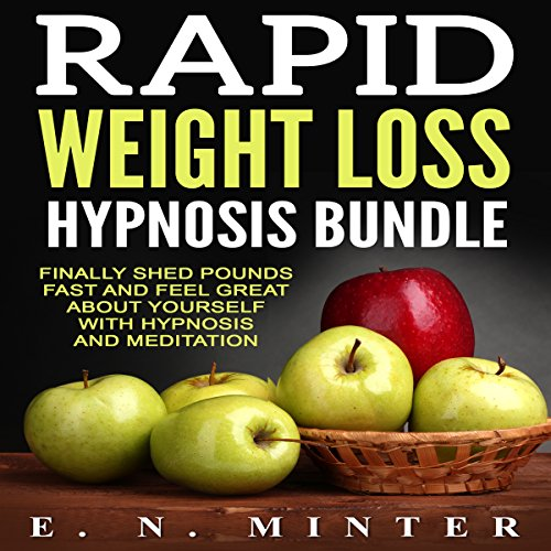 Rapid Weight Loss Hypnosis Bundle audiobook cover art