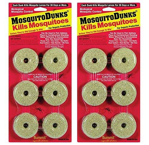 2-Pack Summit Mosquito Dunks