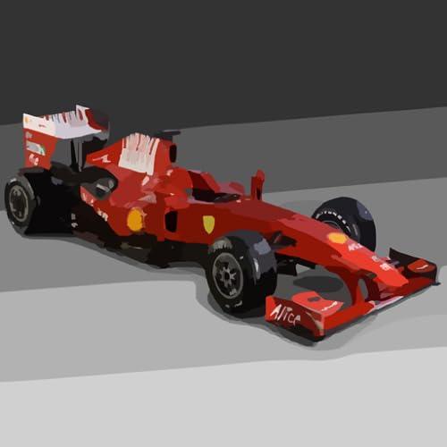 Race Car Formula App