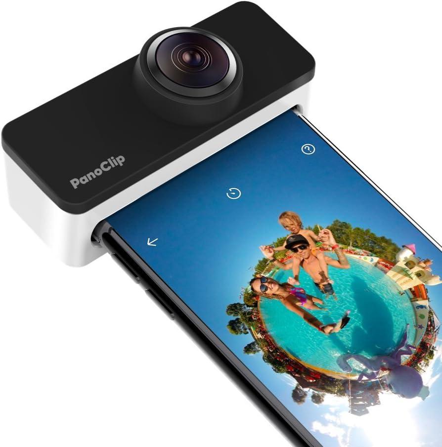 Panoclip 360-Grad-Objektiv für iPhone X: Amazon.de: Elektronik & Foto