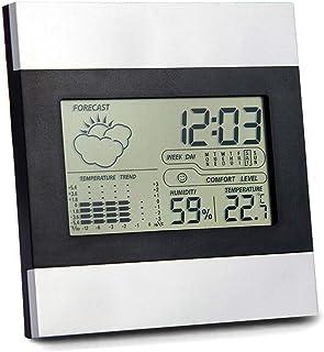 YIN YIN, higrómetro Temperatura, termómetro electrónico hogar de Alta precisión y higrómetro Unidad de Temperatura higróme...