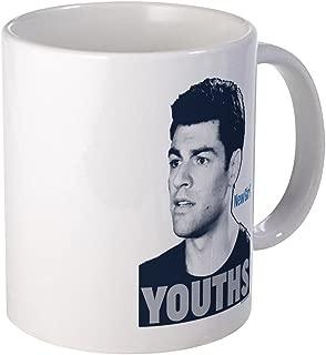 CafePress New Girl Youths Mug Unique Coffee Mug, Coffee Cup