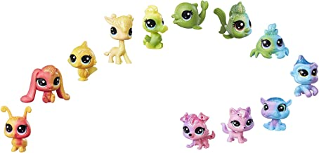 Littlest Pet Shop Sparkle Spectacular Rainbow Friends (12 Pack)