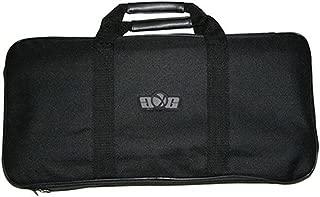 GXG Black Padded Airsoft Paintball Gun Travel Storage Case Bag 21x10
