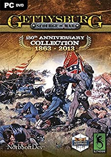 Scourge of War Gettysburg 150th Anniversary Collection