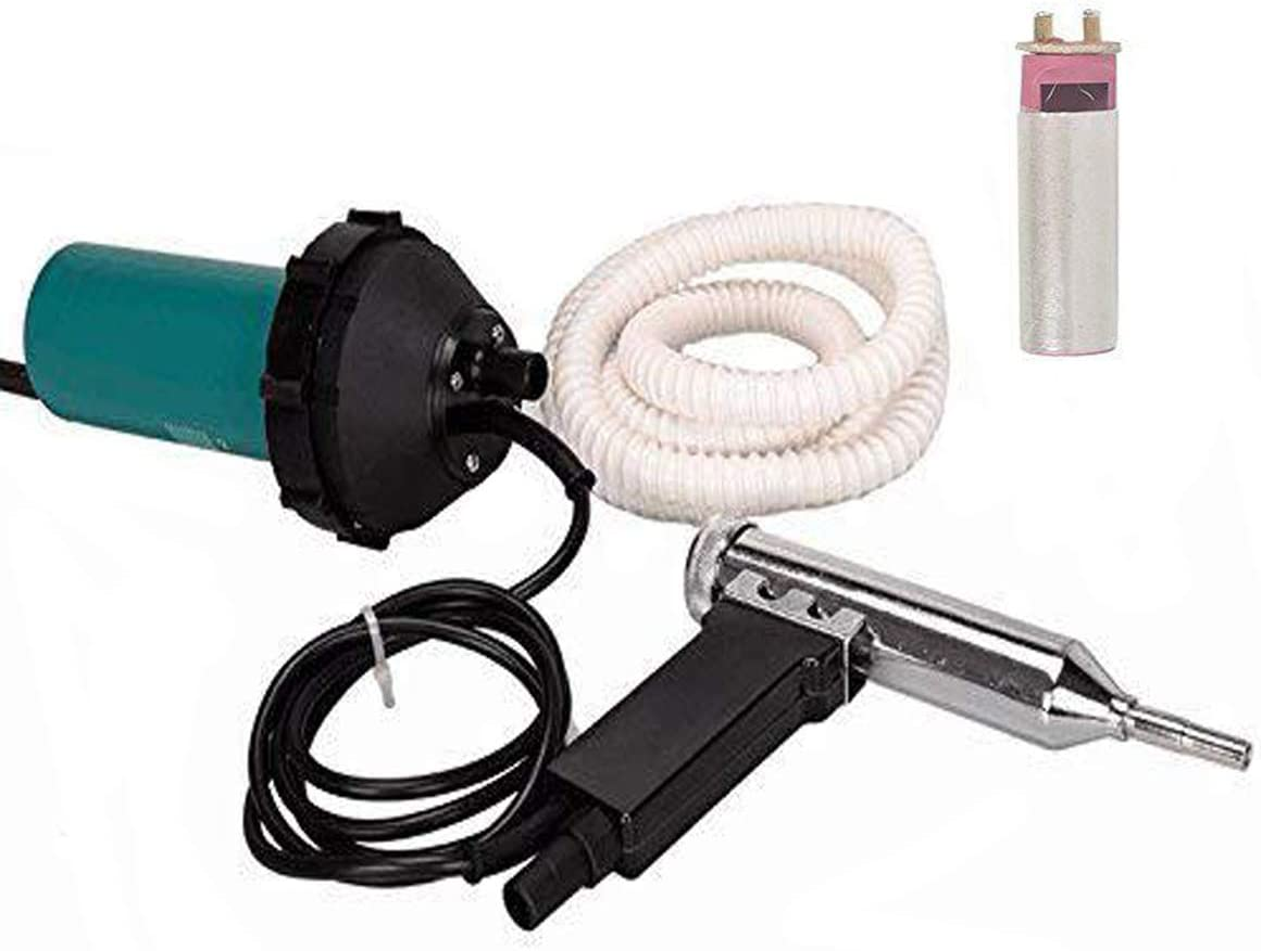 Go2Home Houston Mall free shipping 1080W Split Hot Air Gas Gun Plastic Welder Welding Heat