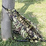 Heyeasy Hammock Seat Chair Camo Hunting seat Chair Lightweight and Portable Camping Chair Hangs on...