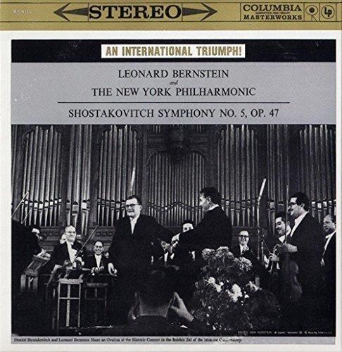 ショスタコーヴィチ:交響曲第5番(1959年録音)&プロコフィエフ:古典交響曲(期間生産限定盤)