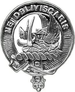 Campbell (Argyll) Clan Crest Scottish Cap Badge
