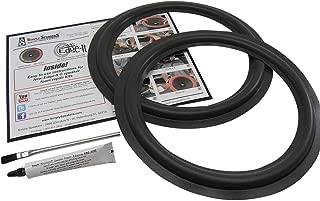 Infinity 12 Inch Foam Speaker Repair Kit, Kappa 7, 8, 9, 902-3054 FSK-12Ji (Pair)
