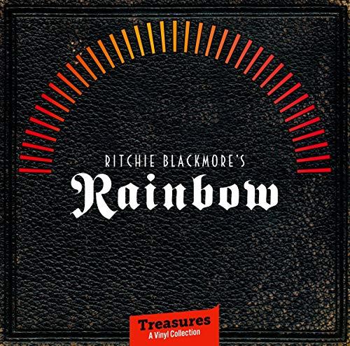 Rainbow: Treasures - A Vinyl Collection (Ltd. Vinyl Box) [Vinyl LP]
