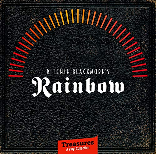 Rainbow: Treasures - A Vinyl Collection (Ltd. Vinyl Box) [Vinyl LP]