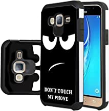 Harryshell Galaxy On5 Case, (TM) Shock Absorption Drop Protection Hybrid Dual Layer Armor Defender Protective Case Cover for Samsung Galaxy On5 ON 5 G550
