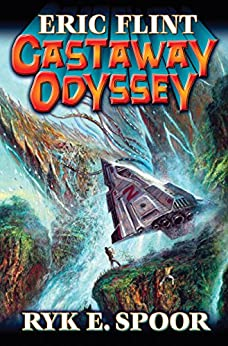 Castaway Odyssey (Boundary Series Book 5) by [Eric Flint, Ryk E. Spoor]