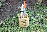 ivei bolígrafo de madera cubo de soporte–sueño