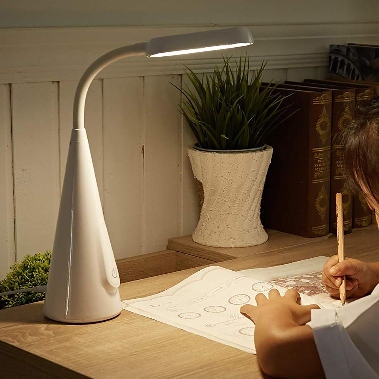 HECHEN Touch-LED Augenschutz Tischlampe - LG Lampe Perle Füllung Dual-Use-Schreibtisch Studentenwohnheim Schlafzimmer Lesen Nachttischlampe