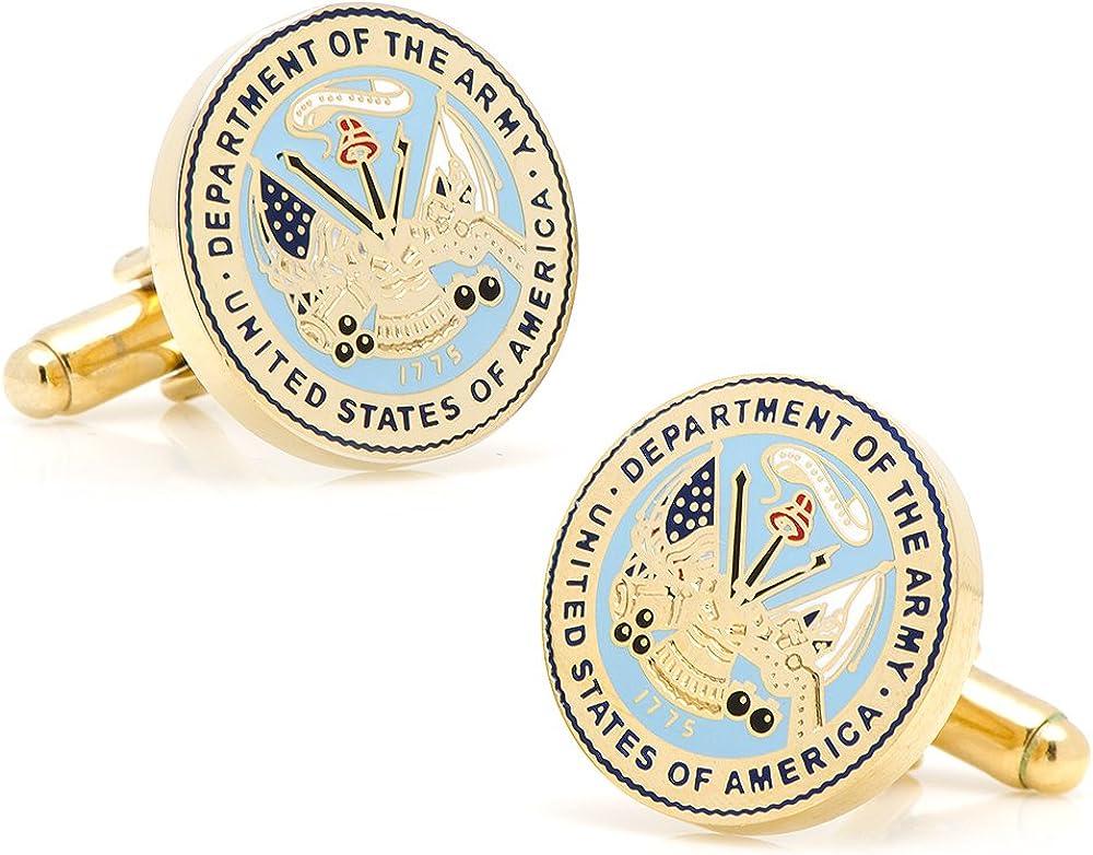 Cufflinks National uniform free Choice shipping Inc. US Army