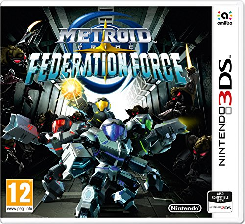 Metroid Prime: Federation Force [Importación Inglesa]