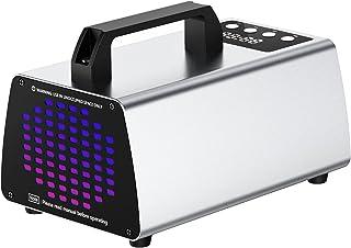 Ozone Generator, AUINGOTE Digital Ozone Generator 6000mg/h,O3 High Capacity Air Purifier, Commercial Deodorizer Ozone Mach...