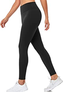 SIHOHAN Yoga Pants for Women, High Waist Tummy Control Stretch Gym Workout Running Leggings, Fitness Sports Tights with In...
