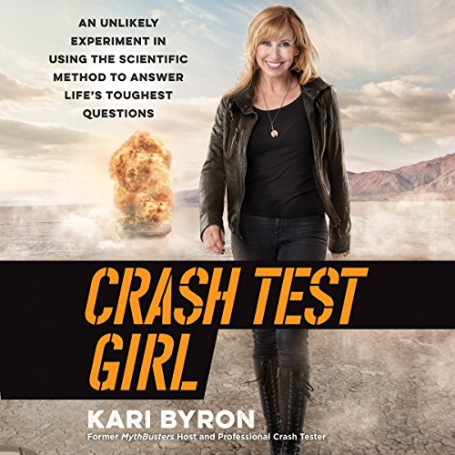 Crash Test Girl Titelbild