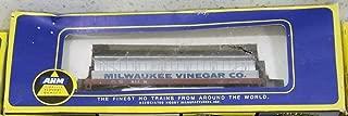 AHM IHC ROCO HO Scale Old TIME Milwaukee Vinegar Wood Tank CAR MVX #10