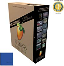 $199 » Fl Studio 20 Signature Edition Academic Student/Teacher Boxed with Microfiber and 1 Year Everything Music Extended Warranty