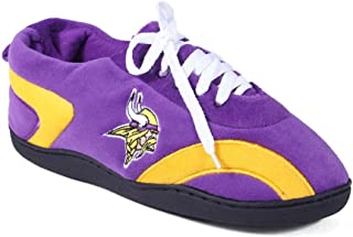 Comfy Feet Happy Feet Officially Licensed Mens and Womens NFL All Around Slippers