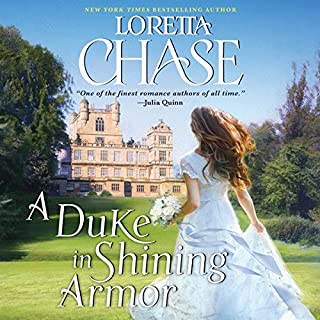 A Duke in Shining Armor audiobook cover art