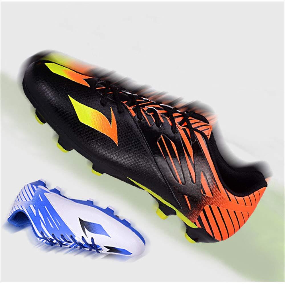 ZLYZS Botas De Fútbol Zapatos De Fútbol para Adolescentes Zapatos ...