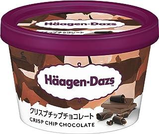 [冷凍]ハーゲンダッツ ミニカップ クリスプチップチョコレート 110ml